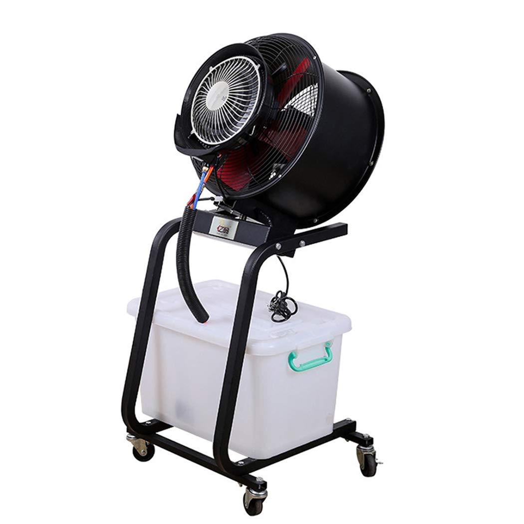 YZJJ Industrial Fan, Outdoor Misting Fan, Misting Oscillating Fan, 60L Water Tank Ideal for Camping, Patios, Picnics, Factory, Outdoor Garden& More by YZJJ
