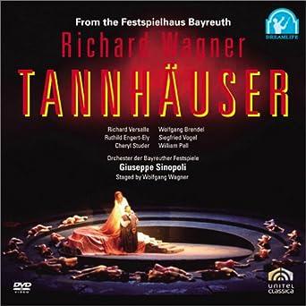 ワーグナー:歌劇「タンホイザー」/シノーポリ指揮 [DVD]