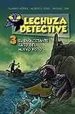 img - for Lechuza Detective 3. El inquietante caso del huevo roto book / textbook / text book