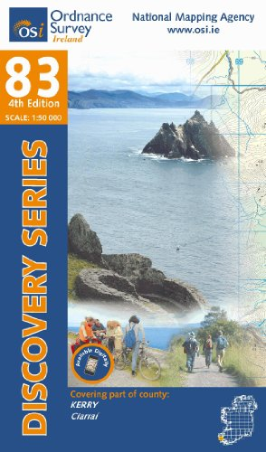 D83 Kerry (Osi Discovery Map) (Irish Discovery Series)