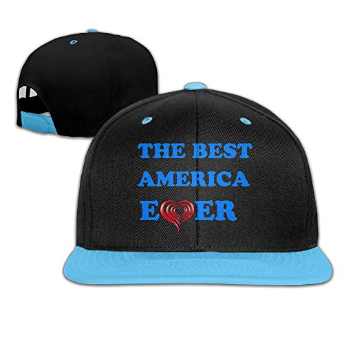 teenager-the-best-america-ever-royalblue-adjustable-snapback-hiphop-baseball-caps-one-size