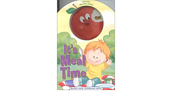 Its Meal Time (Its time to... board book series): Amazon.es ...