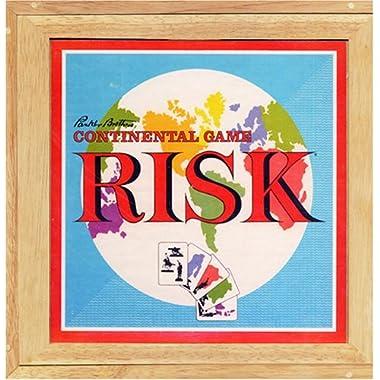 Hasbro Gaming Risk Nostalgia