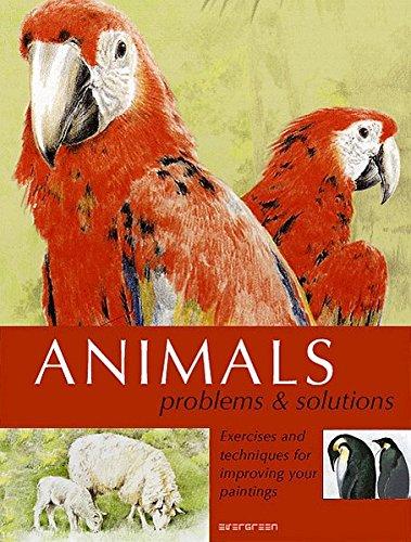 Tiere zeichnen und malen