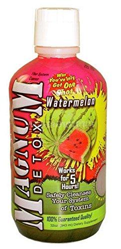 Magnum Detox 32oz 1 hour cleanser Watermelon flavor