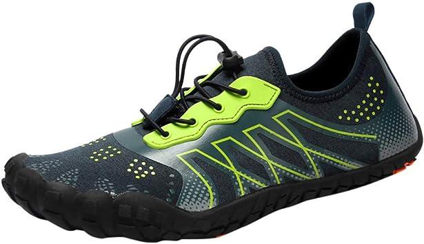 Emerayo Shoes Chaussures d'eau pour Homme à séchage Rapide