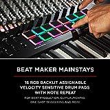 M-Audio Oxygen Pro 61 – 61 Key USB MIDI Keyboard