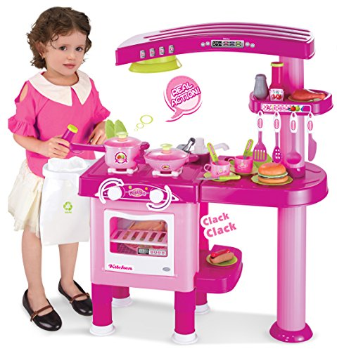 my first play kitchen - 5