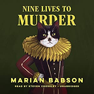 Nine Lives to Murder Audiobook