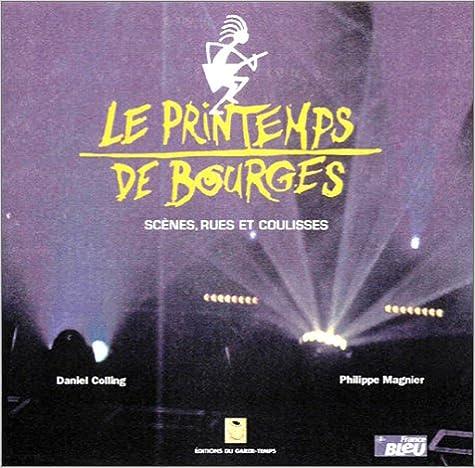 Lire en ligne Printemps de Bourges pdf