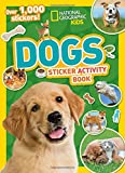 National Geographic Kids Dogs Sticker Activity Book Review and Comparison