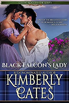 Black Falcon's Lady (Celtic Rogues Book 1)