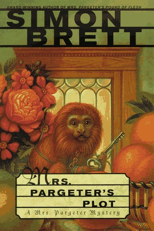book cover of Mrs. Pargeter\'s Plot