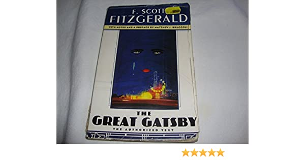 Gatsby txt book great the