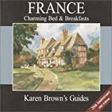 Karen Brown's France, Karen Brown, 1928901336