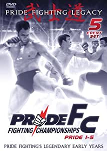 Pride Fighting Championships: Pride Fighting Legacy
