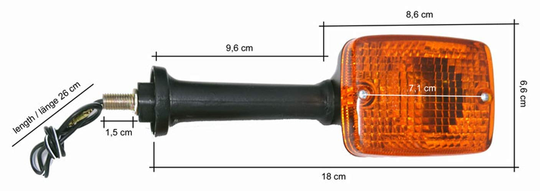 indicador trasera I//D GT-944884