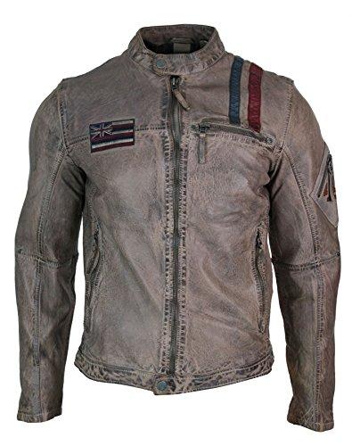 British Biker Jacket - 4