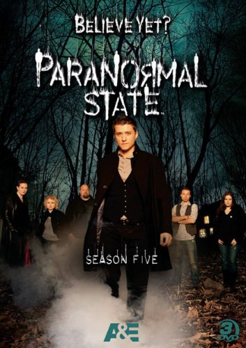 DVD : Paranormal State: The Complete Season Five (DVD)