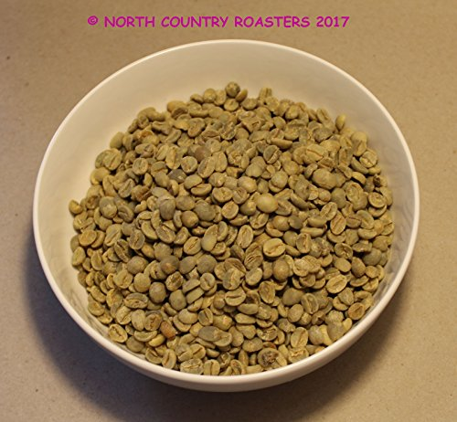 Yemen Haraaz Red Marqaha - Green (Unroasted) Coffee Beans - New Migrant, Fresh Crop (2 Pounds)