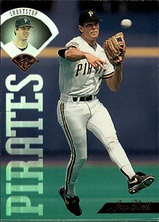 Amazoncom 1995 Leaf Baseball Card 179 Jay Bell Near Mintmint