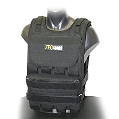 40LBs Adjustable Weighted Vest