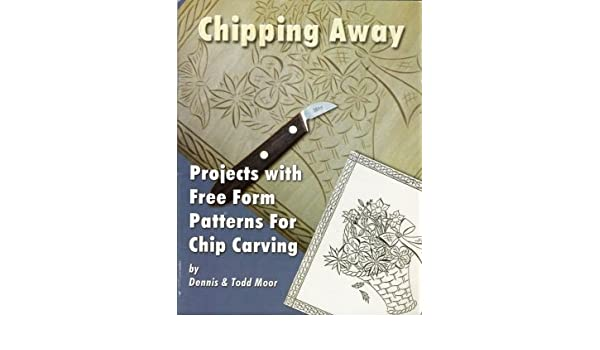 Chipping away presents projects with free form patterns for chip