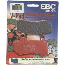 EBC Brakes FA409V Semi Sintered Disc Brake Pad