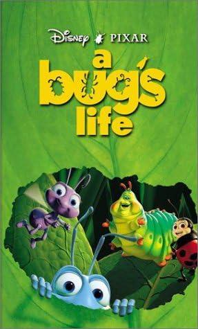 Amazon Com A Bug S Life Vhs Bug S Life Movies Tv