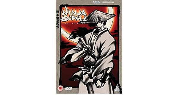 Ninja Scroll: Collection Edizione: Regno Unito Reino Unido ...