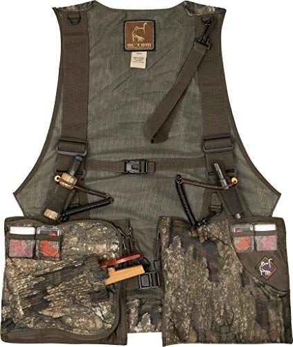 Ol' Tom Time & Motion Michael Waddell Signature Series Turkey Vest Realtree.