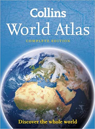 Collins world atlas complete edition collins world atlases collins world atlas complete edition collins world atlases collectif 9780007269655 amazon books gumiabroncs Images