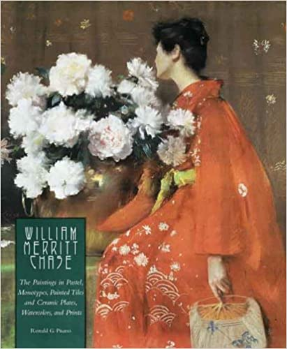Painted Tiles and Ceramic Plates and Prints William Merritt Chase: The Paintings in Pastel Watercolors Monotypes