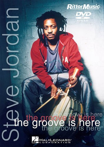(Steve Jordan - The Groove Is Here (Drum Instruction))