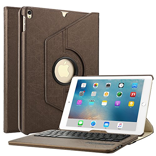(Boriyuan iPad Case with Keyboard for iPad Air 2019(3rd Generation) 10.5
