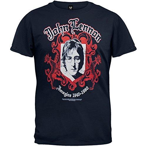 John Lennon - Crest T-Shirt - Small by John Lennon
