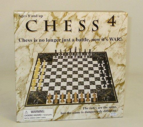 4 Player Chess John N  Hansen  Chess 4 Non Traditional Chess  Four  Strategic   G14e6ge4r Ge 4 Tew6w211538
