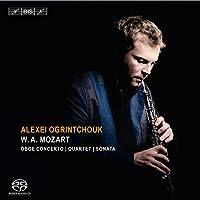 Mozart: Oboe Concerto | Quartet | Sonata [Alexei Ogrintchouk, Boris Brovtsyn, Maxim Rysanov] [BIS: BIS2007]