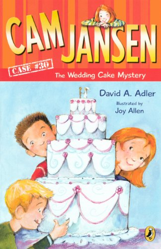 Cam Jansen And The Wedding Cake Mystery (Turtleback School & Library Binding Edition) (Cam Jansen Adventure) pdf epub