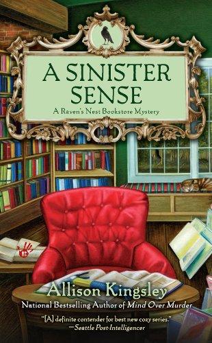 A Sinister Sense: A Raven's Nest Bookstore Mystery