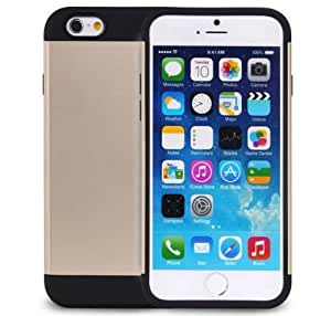 iPhone 6 Case, Slim Armor Case for iPhone 6 (4.7-Inch) (Champagne Gold)
