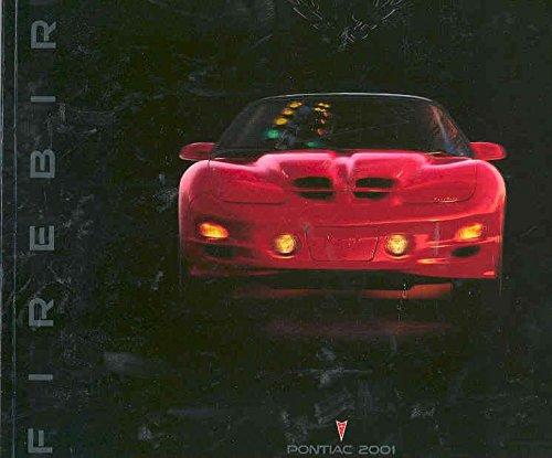 Amazon 2001 Pontiac Firebird Trans Am Prestige Brochure