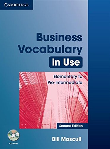 Kết quả hình ảnh cho business vocabulary in use