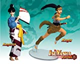 InuYasha Series 5 Action Figure Koga Chief of the WolfDemon Tribe