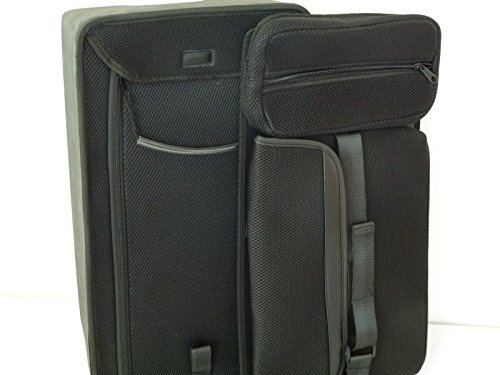 (Pelican 1510LOC lid computer pouch set and Bottom Luggage Insert. NO CASE)