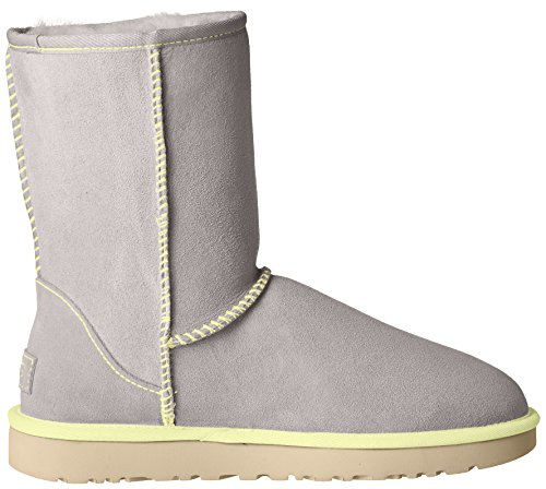 UGG - Classic Short II - Botines - Pencil Lead: Amazon.es: Zapatos y complementos