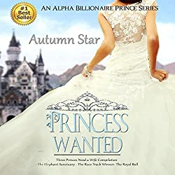Princess Wanted - Complete Book Set