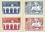 1984 Europa PHQ Cards no. 75 - Mint (Set of 4 Royal Mail Postcards)