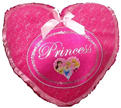 Amazon.com: Disney Princess micropartículas – Almohada (con ...