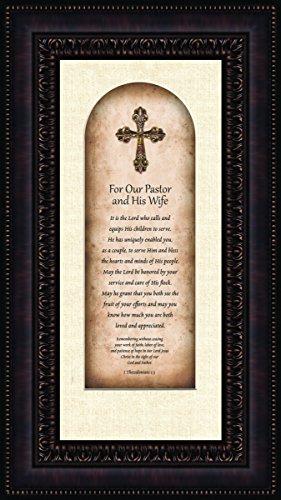 Heartfelt Collection Pastor Appreciation Art, Pastor & Wife